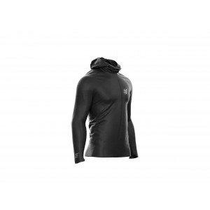 Куртка Compressport HURRICANE WATERPROOF 10/10 JACKET Черная