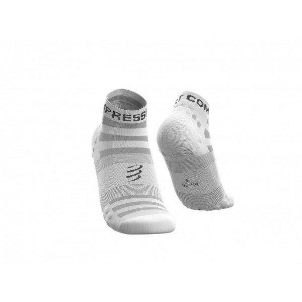 Носки Compressport PRO RUN LOW V3.0 ULTRALIGHT Белые