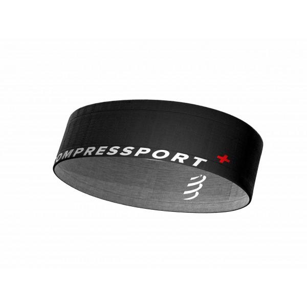 Пояс Compressport FREE BELT Черный/серый