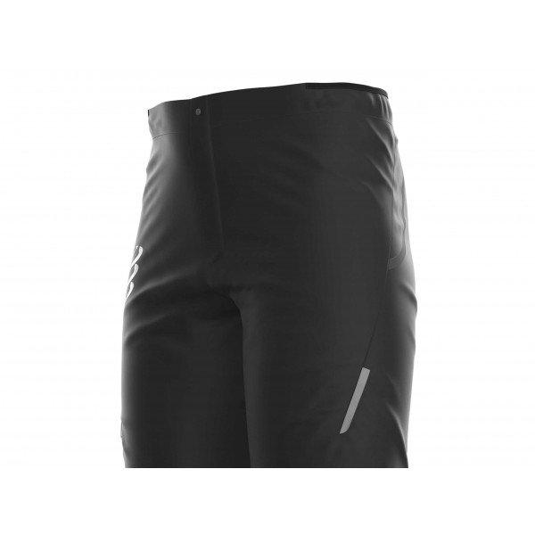 Штаны Compressport HURRICANE WATERPROOF 10/10 PANTS Черные