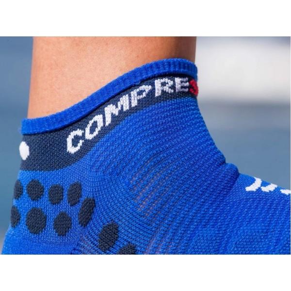 Носки Compressport PRO RUN LOW V3.0 Синие