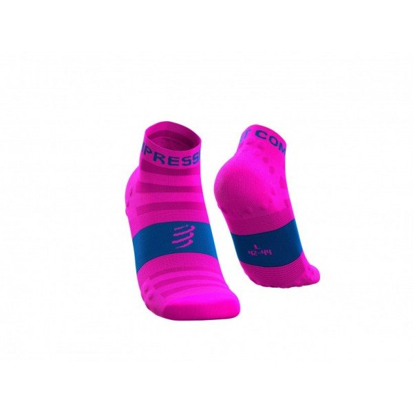 Носки Compressport PRO RUN LOW V3.0 ULTRALIGHT Розовые