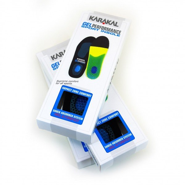 Стельки Karakal Performance Insoles
