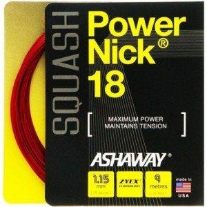 Струна для сквоша Ashaway PowerNick 18
