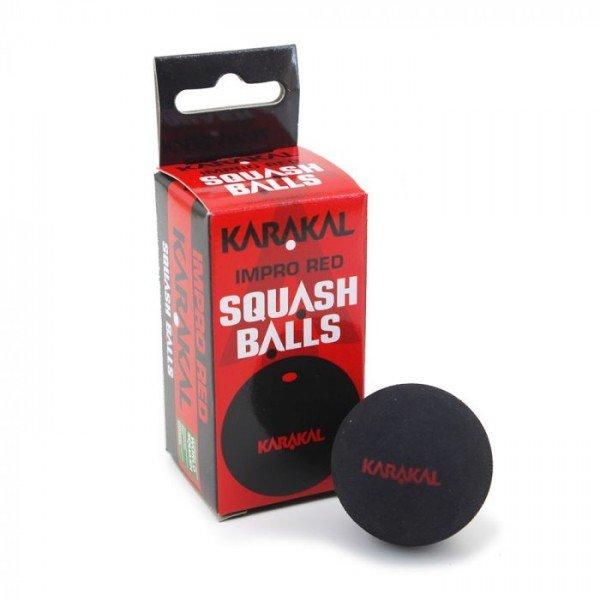 Мяч Karakal red dot для начинающих игроков