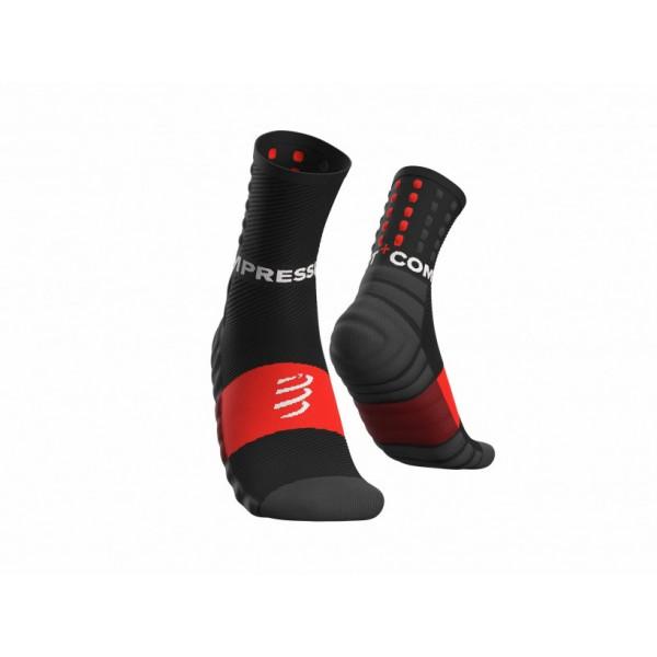 Носки Compressport Shock Absorb Socks Черные