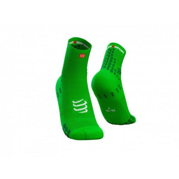 Носки Compressport Pro Racing Socks V3 Run High Summer Refresh Зеленые