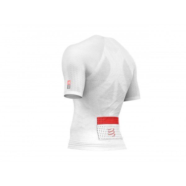 TRAIL RUNNING POSTURAL SS (WHITE)