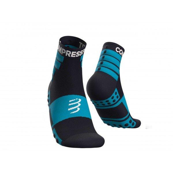 Носки Compressport Training Socks 2 пары Синие