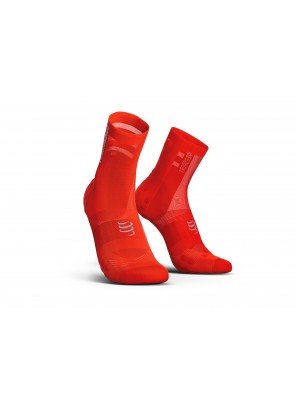 Носки Compressport Pro Racing V3.0 Ultralight BIKE Красные