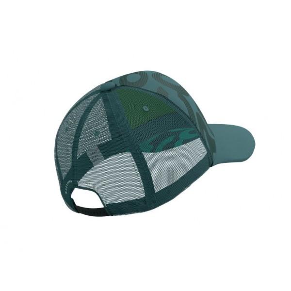 Кепка Compressport TRUCKER CAP Серебреная сосна