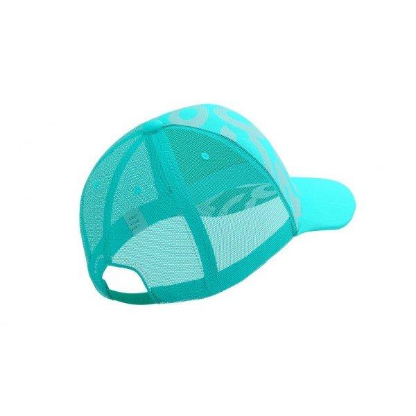 Кепка Compressport TRUCKER CAP Бирюзовая