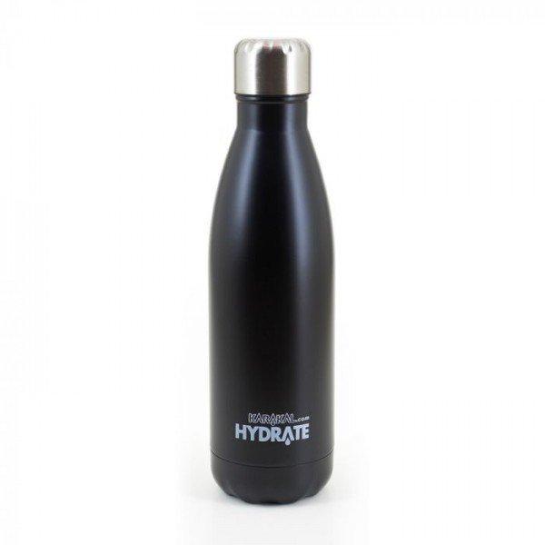 Бутылка для воды Karakal Hydrate 500 мл Черная